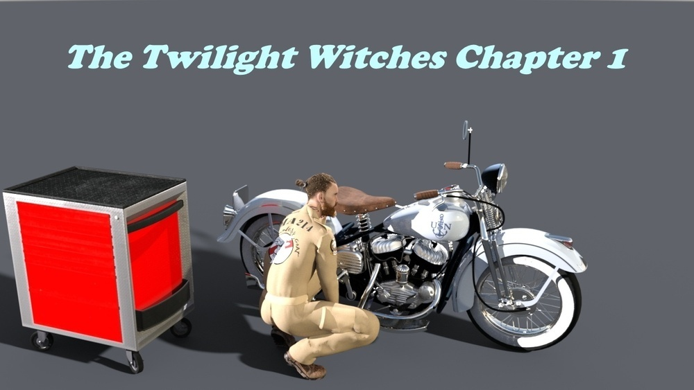 The Twilight Witches – Version 0.62 image