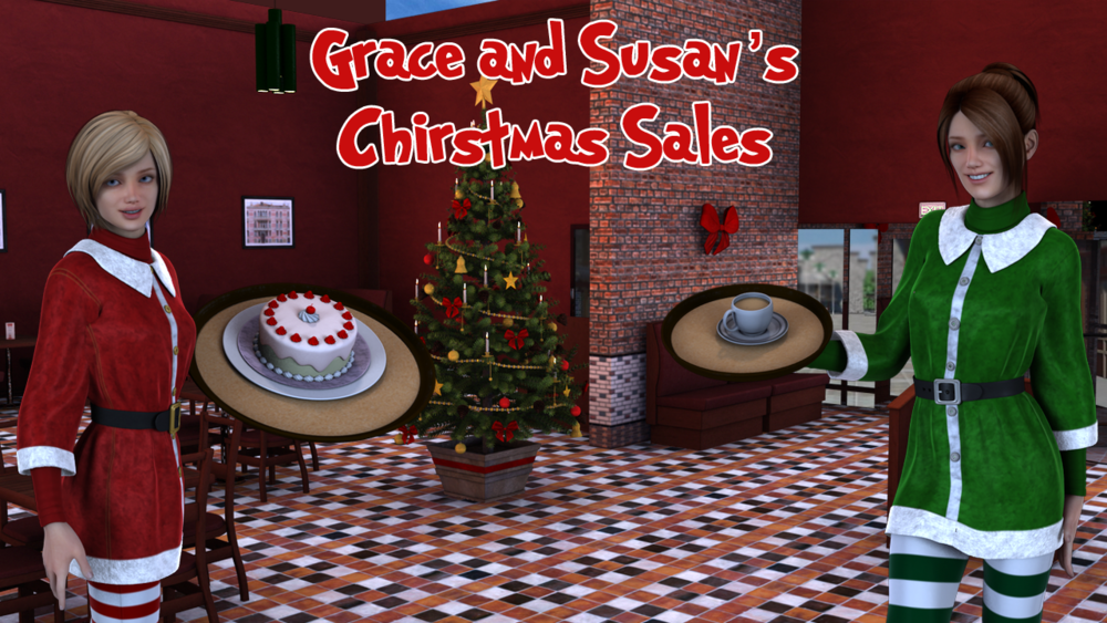 Grace and Susan Christmas Sale – Final image