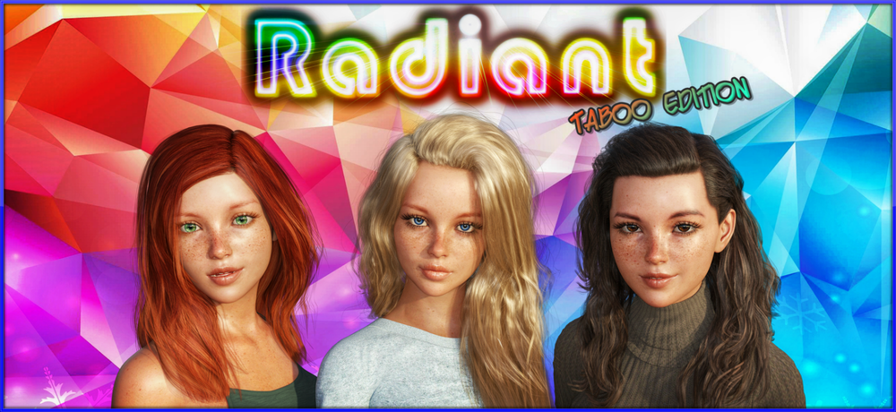Radiant - Version 0.2.1 & Incest Patch image