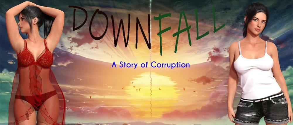 Downfall: A Story Of Corruption - Version 0.05 image