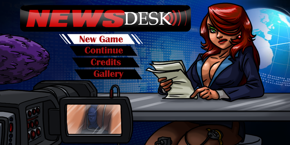 News Desk – Version 0.25 image