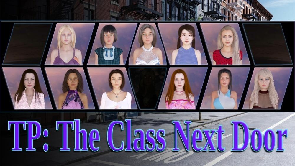 TP: The Class Next Door - Episode 15 Version 0.18.1 image