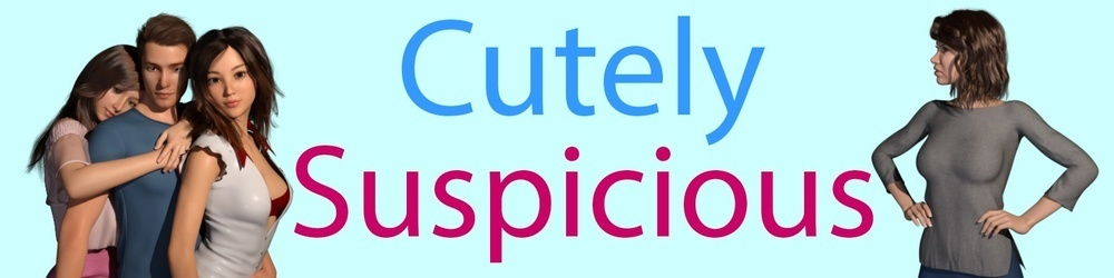 Cutely Suspicious – Version 0.06.008 image