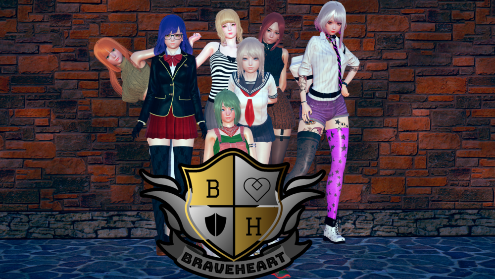 Braveheart Academy - Version Alpha 1.9 image