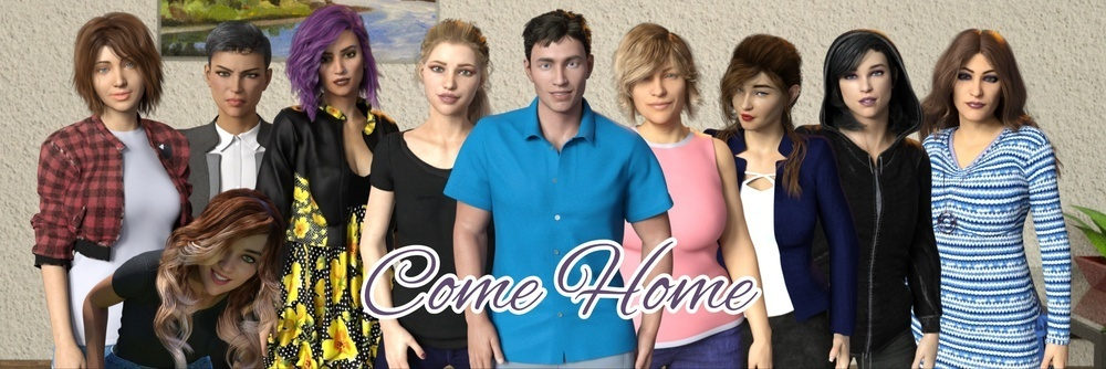 Come Home - Chapter 6 image
