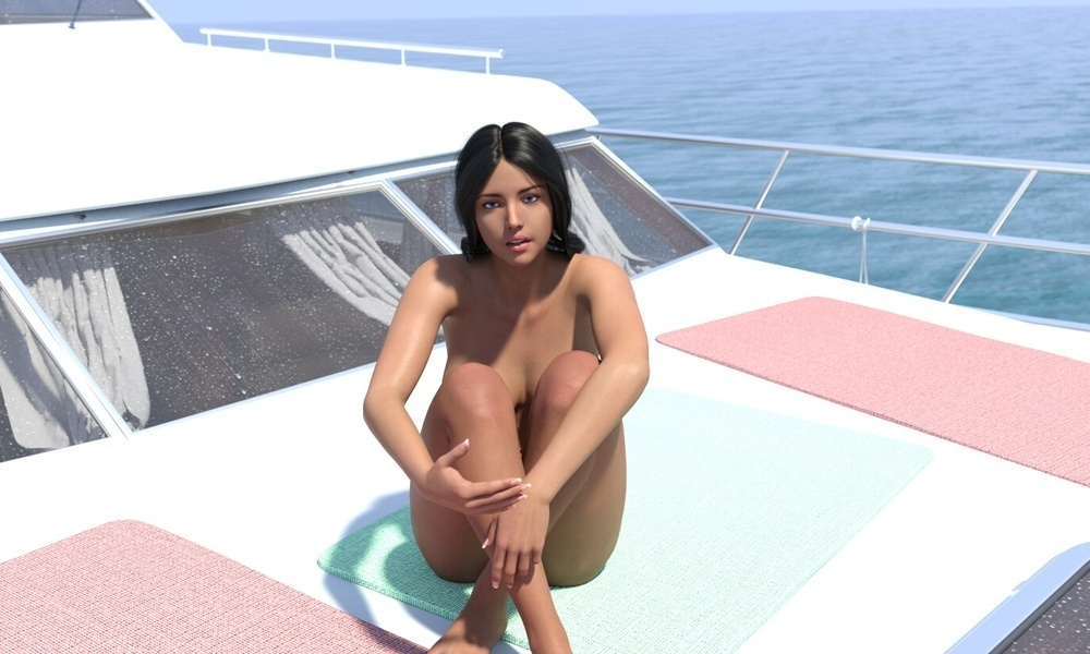 Anna 2: Boat trip – Final image