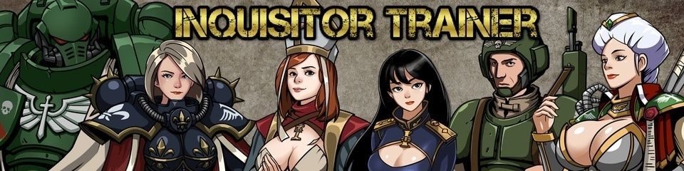 Inquisitor Trainer - Version 0.26 image