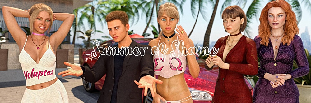 Summer of Shame - Version 0.13.0 image