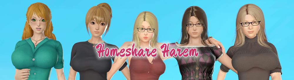 Homeshare Harem - Version 0.1 image