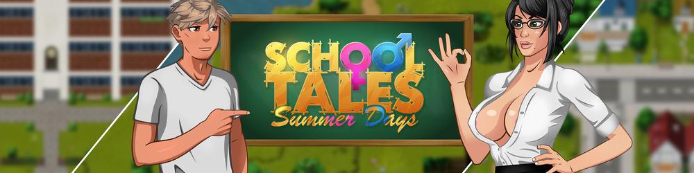School Tales: Summer Days – Version 0.2.1 Beta image