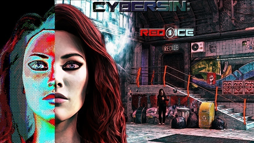 CyberSin: Red Ice - Version 0.03 image