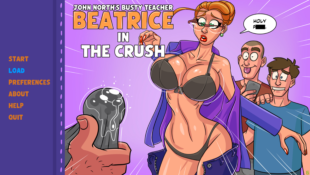 Beatrice in the Crush - Version 1.0 image