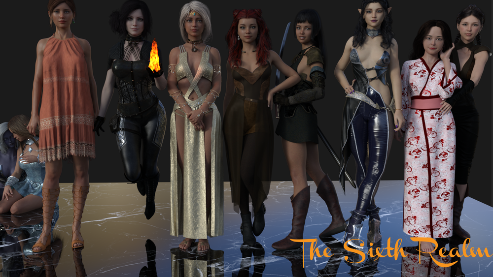 The Sixth Realm – Ch 3 image