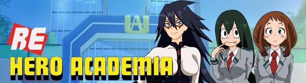 RE: Hero Academia - Version 0.13 image