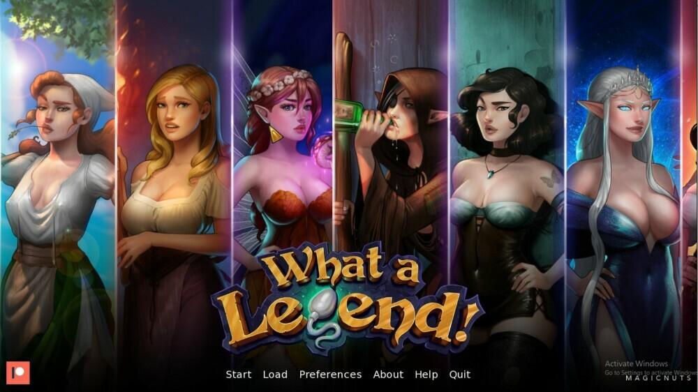 What a Legend! - Version 0.4 image