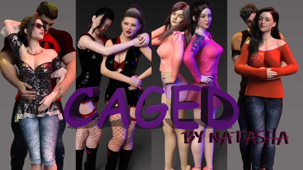 Caged - Version 0.03 image
