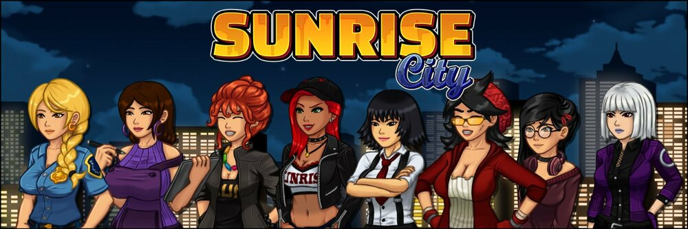 Sunrise City – Version 0.5.0 image
