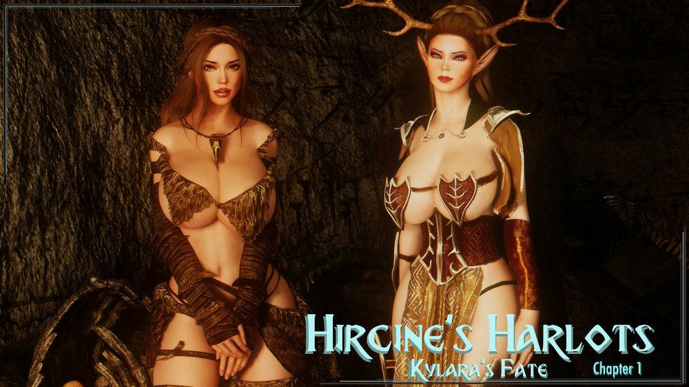 Hircine's Harlots - Kylara's Fate - Version 1.0b image