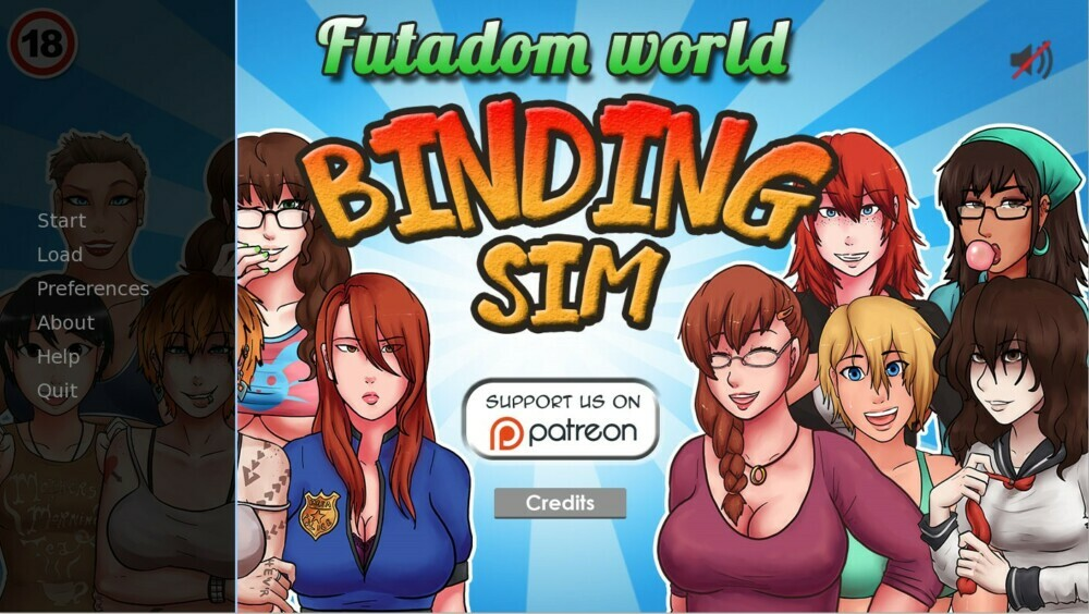 Futadom World - Binding Sim - Version 0.7.3 image