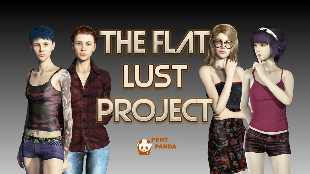 The Flat Lust Project – Final image