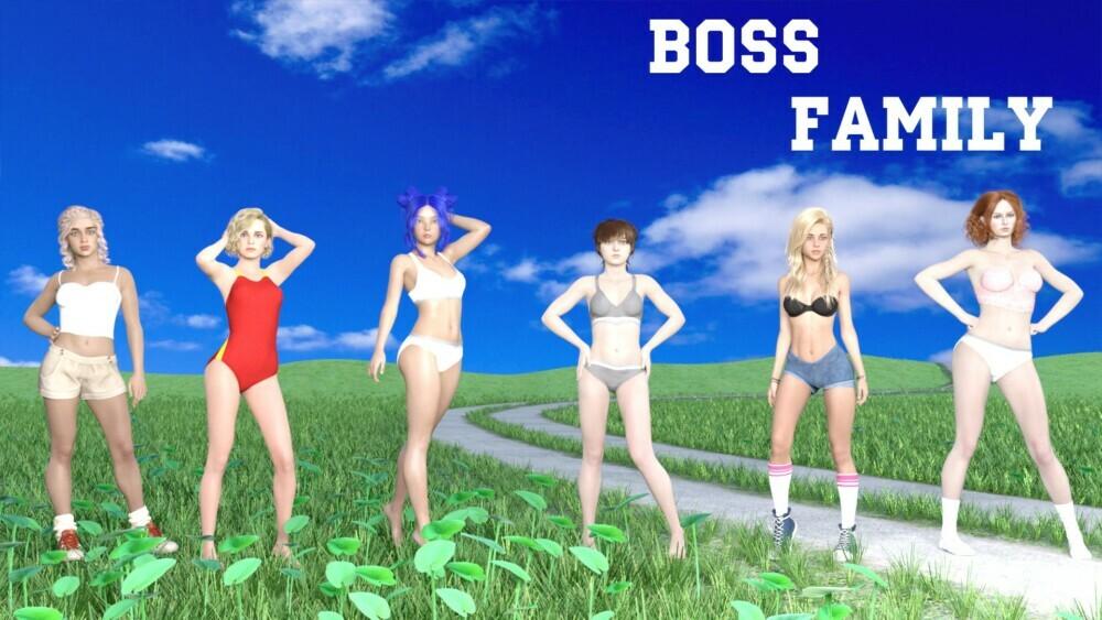 Boss Family – Version 0.1 image