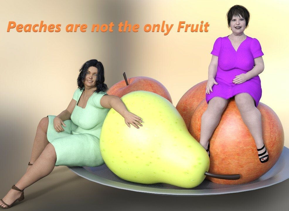 Peaches Are Not The Only Fruit - Version 0.02 image