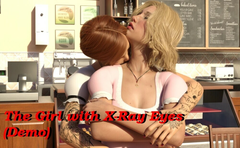 The Girl with X-Ray Eyes – Demo Version image
