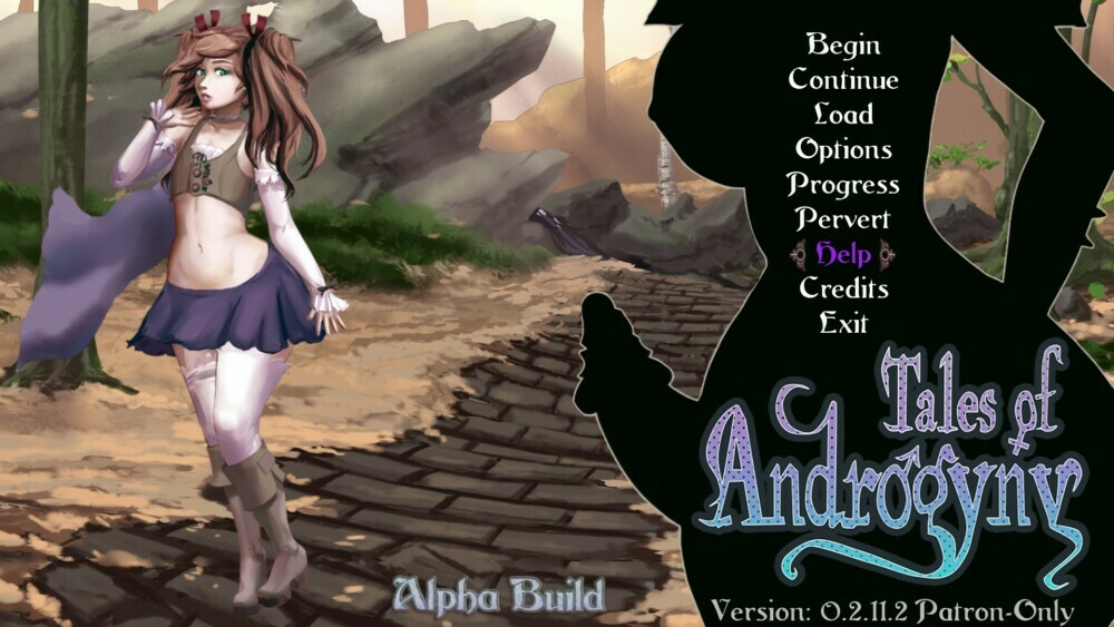 Tales Of Androgyny - Version 0.3.07.4 image