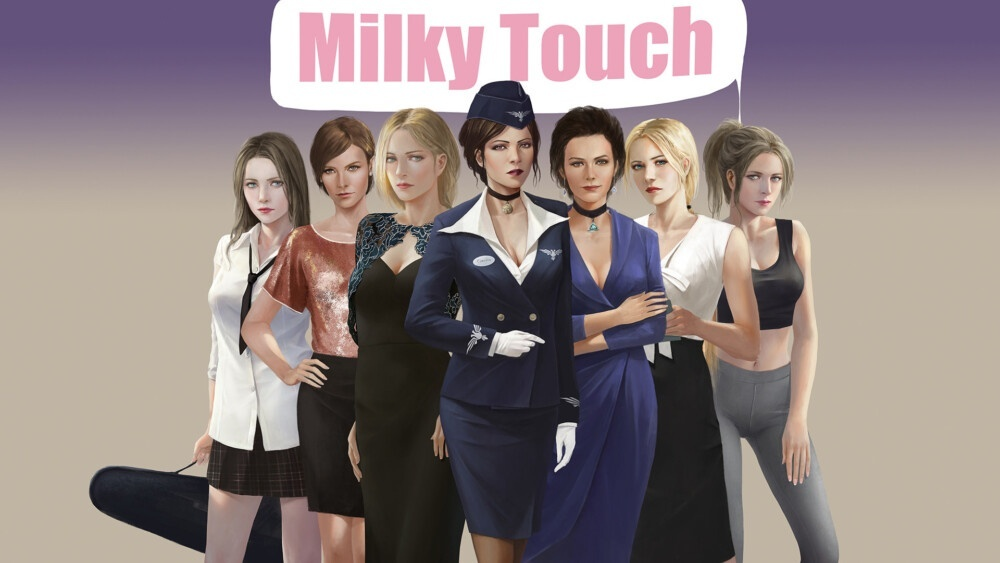 Milky Touch - Chapter 18 Beta image