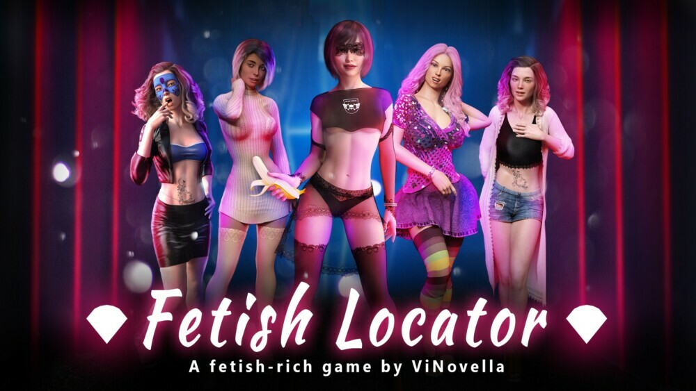 Fetish Locator - Version - 1.08.07 image