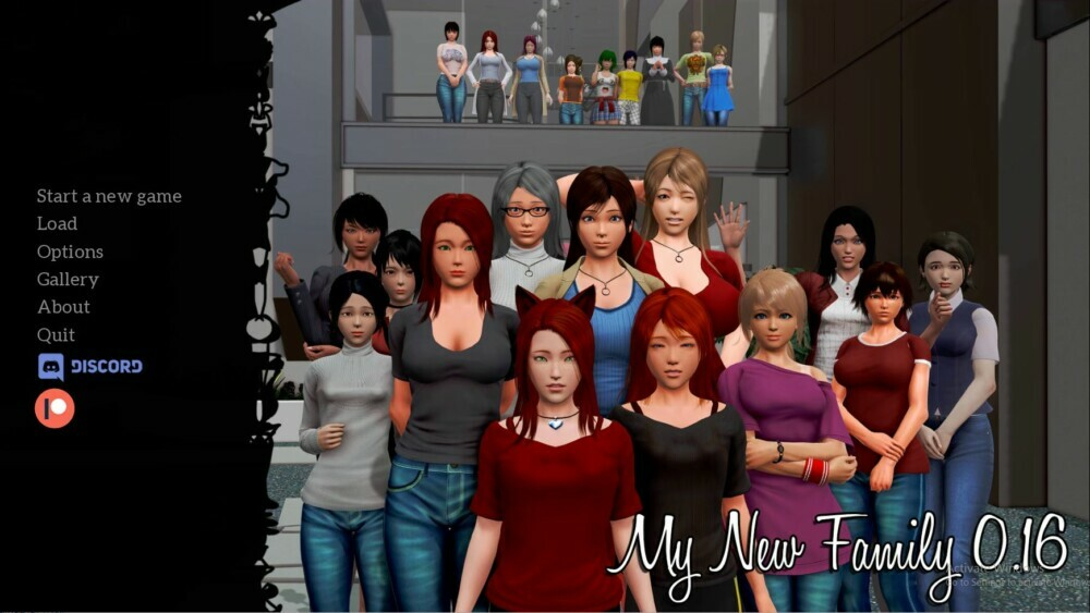 [Android] My New Family – Version 0.18 & Incest Patch image