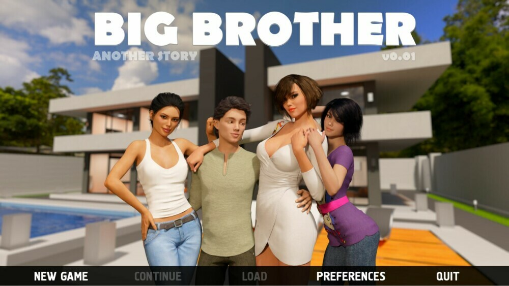 Big Brother: Another Story - Version 0.06.6.01 image