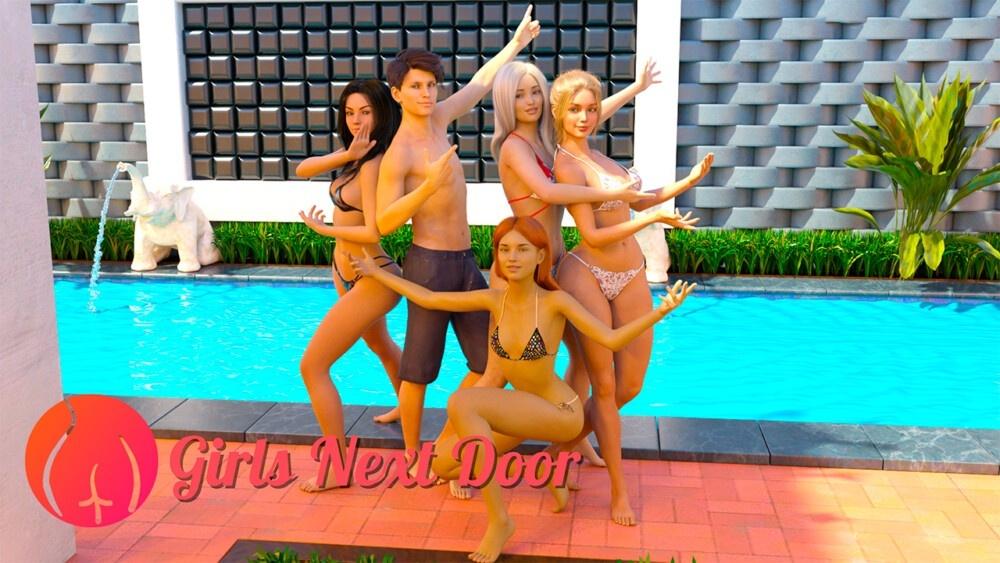 Girls Next Door - Version 4 image