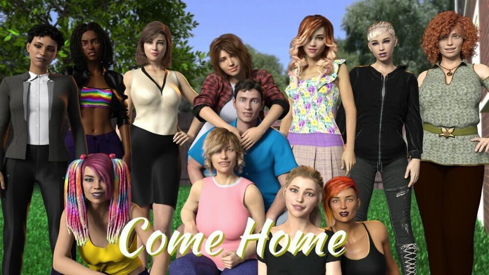 Come Home - Chapter 7 image