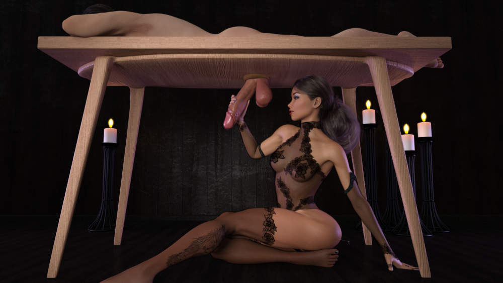 Lana and the Milking Table – Version 0.60 image