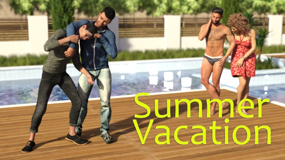 Summer Vacation - Version 0.16 image