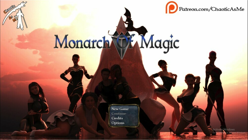 Monarch of Magic - Version 0.0.10v2 image