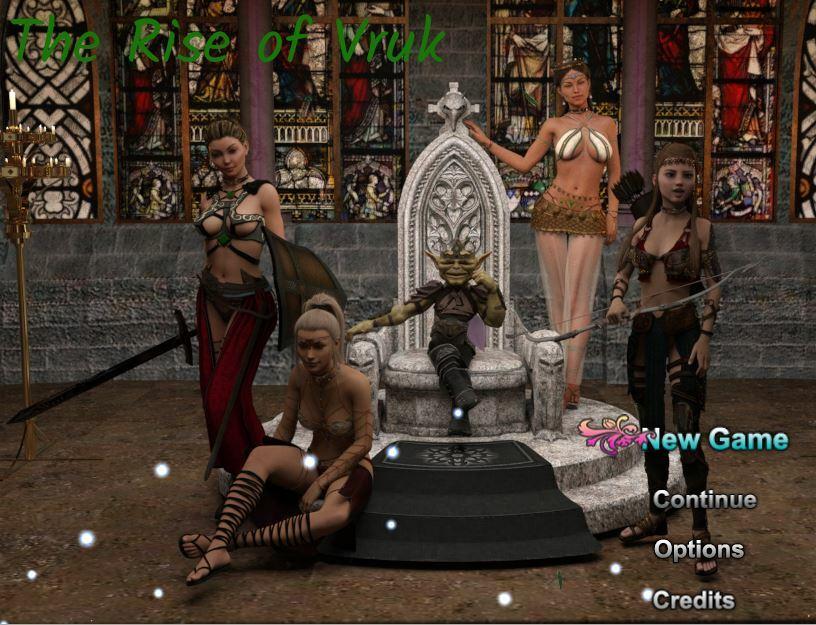 The Rise of Vruk – Version 0.15 image