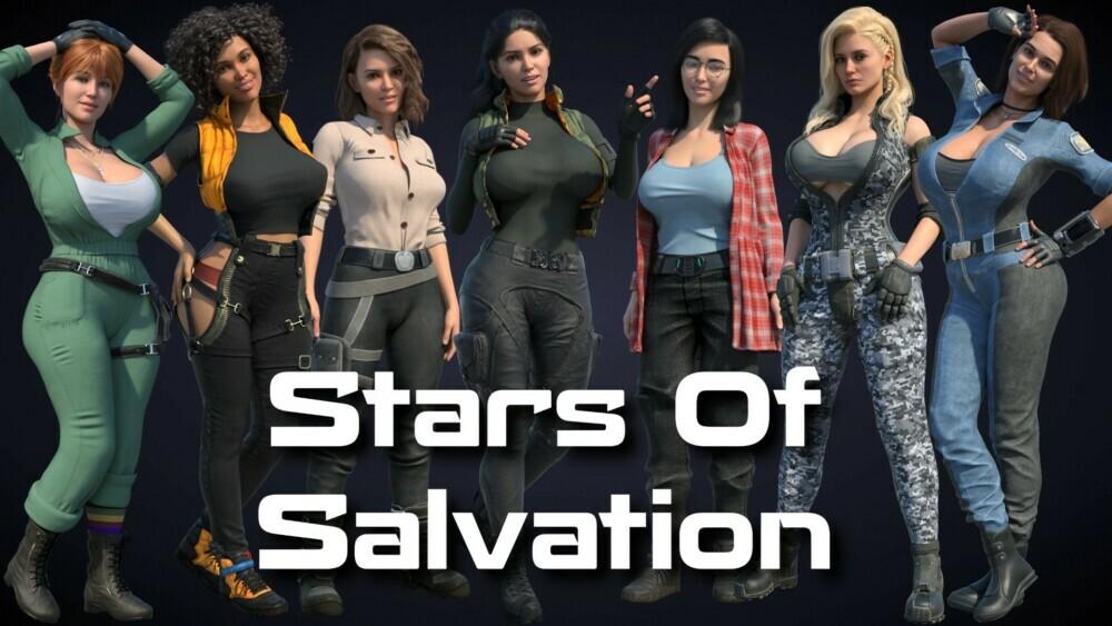 Stars Of Salvation – Version 0.1 image
