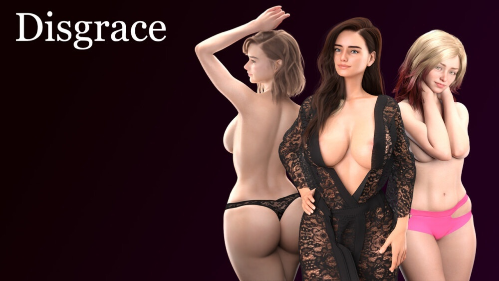 Disgrace – Version 0.01 Demo image