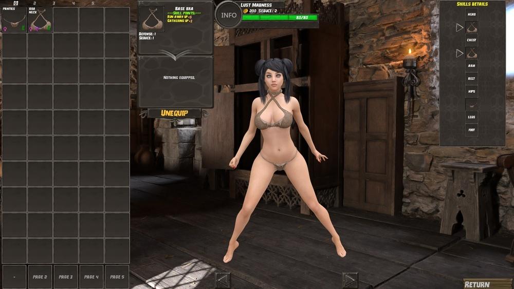 Lust Hunter – Version 0.2.7 image