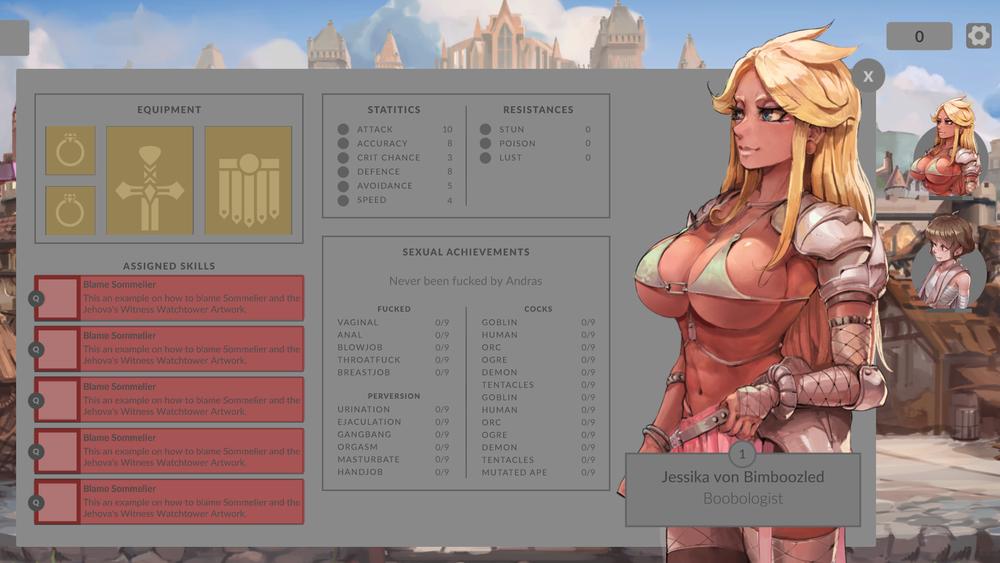 Jessika's Curse – Version 1.7.25 image