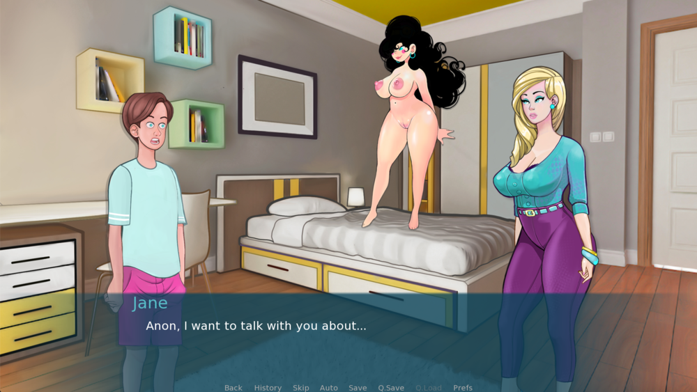 SexNote – Version 0.14.0d image