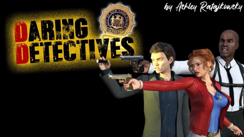 Daring Detectives – A New Life – Version 0.18 image